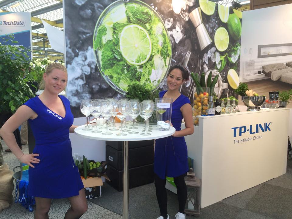 Beurs Catering voor Tech Data Partner Event