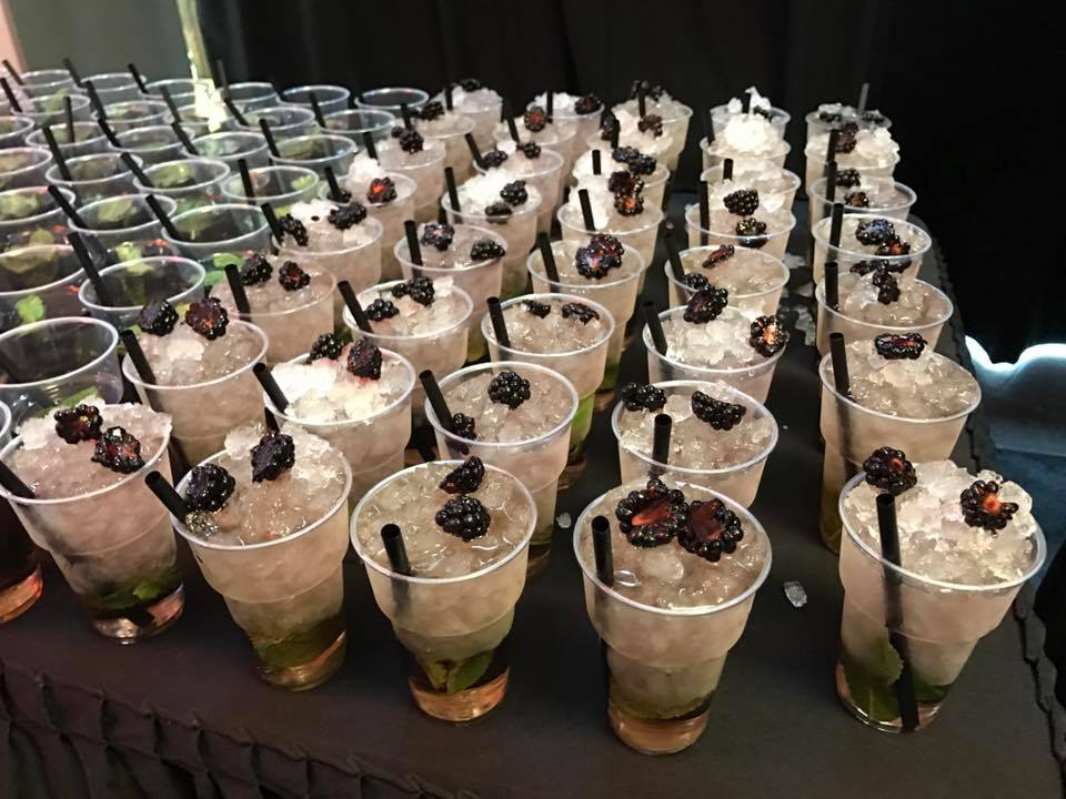 Cocktail Catering SpinAwords