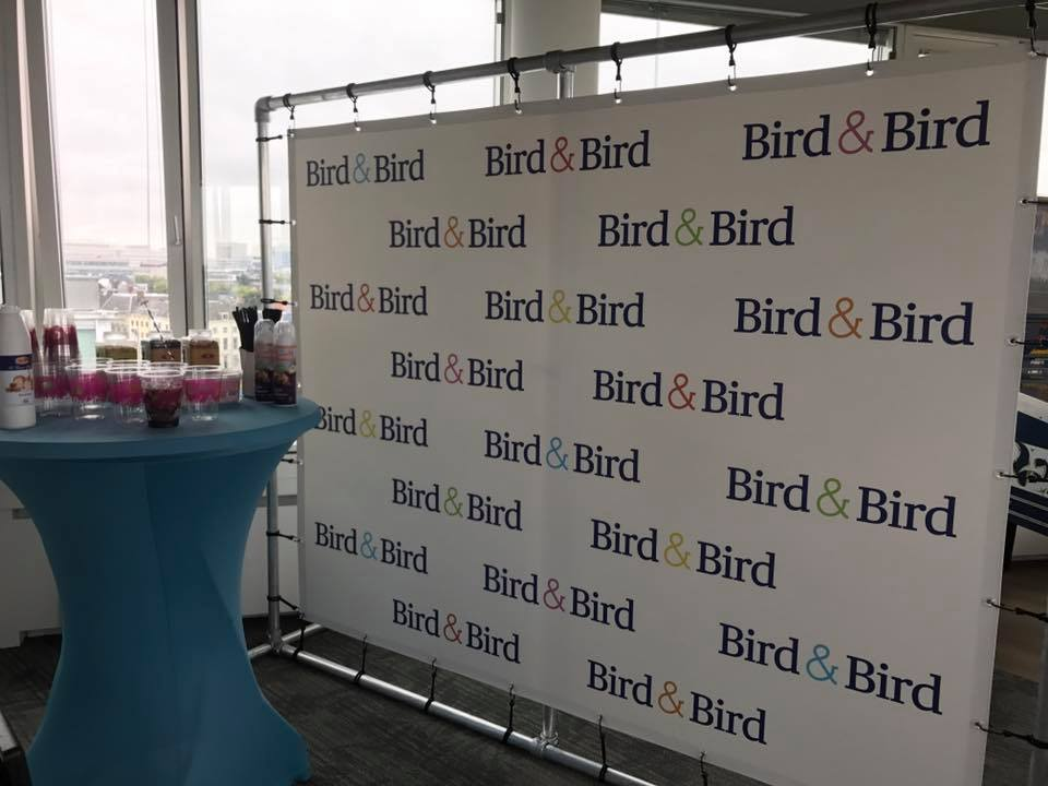 Koffie Catering Bird & Bird Advocaten