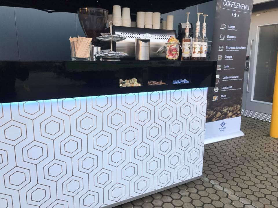 Koffie Catering PostNL