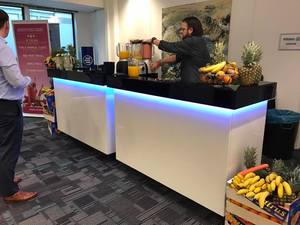 Smoothie Catering Allianz