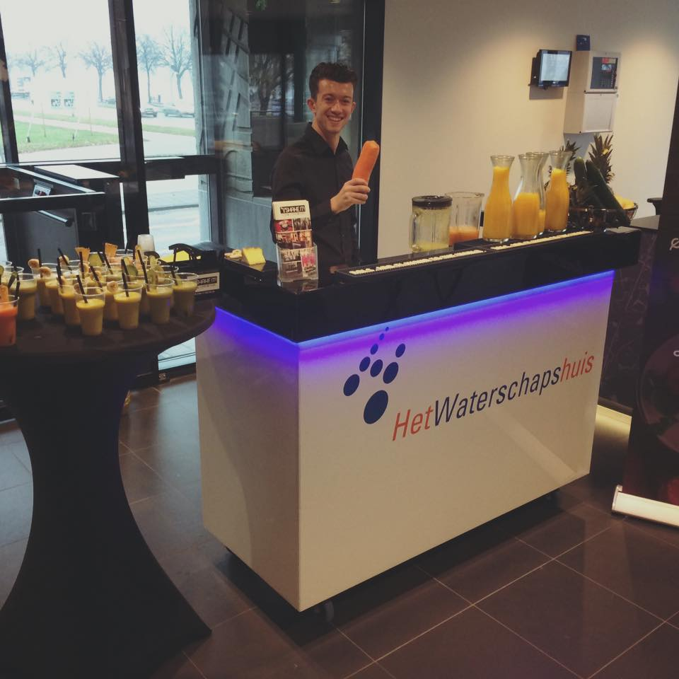 Smoothie Catering -  Waterschapshuis