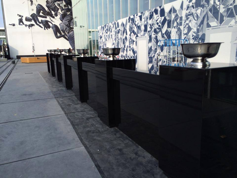 Loungebar Series: 690cm
